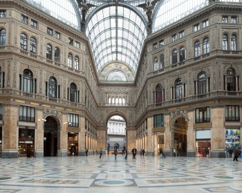 Luxury Art Resort Galleria Umberto - Napoli - 2012